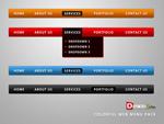 Link toWeb page menu navigation