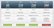 Link toWeb page price list source material