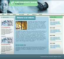 Link toWeb template 011