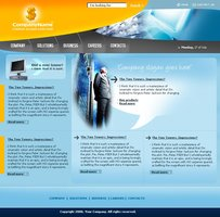 Link toWeb template 016