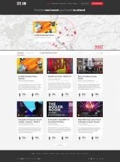 Link toWeb template design source files psd free