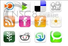 Link toWeb2.0 social tab icon