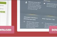 Link toWebsite portfolio layout psd