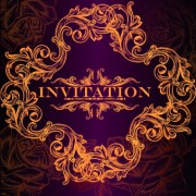 Link toWedding invitations luxury background 05 vector