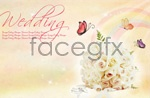 Link toWedding photography background psd