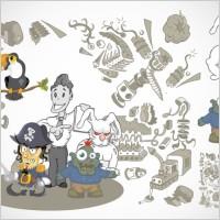 Link toWeird cartoons