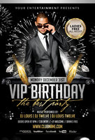 Link toWelcome 2013 vip birthday | flyer + facebook cover