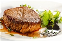 Link toWestern beef steak cuisine photos