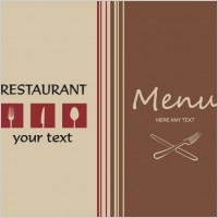 Link toWestern menu background 01 vector