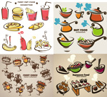 Link toWestern-style fast food icons