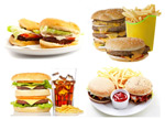 Link toWestern-style fast food pictures psd