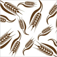 Link toWheat pattern 02 vector