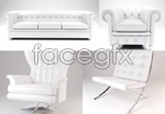 Link toWhite furniture pictures psd