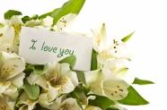 Link toWhite lilies bouquet pictures