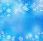 Link toWhite snowflake background vector