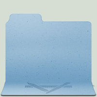 Link toWide-open leopard folder