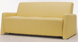 Link toWidened soft yellow fabric over the sofa 3d model (including materials)