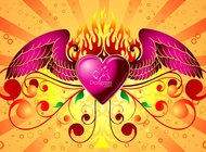 Link toWild at heart vector free