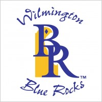 Link toWilmington blue rocks logo