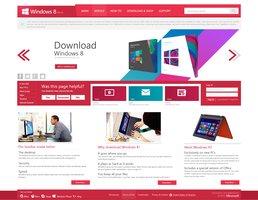 Link toWindows 8 official psd template