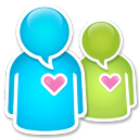 Link toWindows live messenger icon