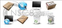 Link toWindows8 desktop icons