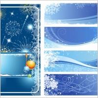 Link toWinter vector background