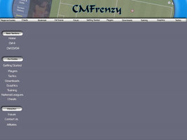Link toWip - cmfrenzy redesign