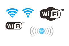 Link toWireless network wifi icon vector