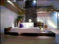 Link toWood bottom cushion sofa 3d model