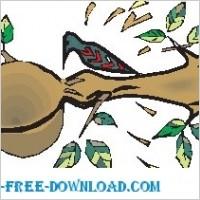 Link toWoodpecker in tree