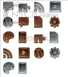 Link toWordpress website icons