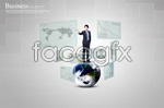 Link toWorkplace on earth men psd