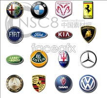 Link toWorld car flags series icons