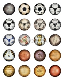 World cup football icon