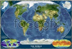 Link toWorld map images psd