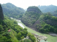Link toWuyishan scenery pictures