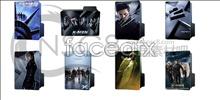 Link toX-men movie icons