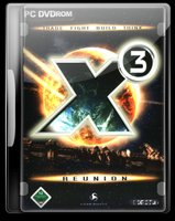 Link toX3 reunion dvd case