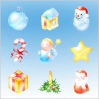 Link toXmas pack icons pack