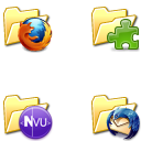 Link toXp folders mozilla icons