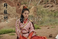 Link toXuanyuan jian liu shi poems in traditional costume stills hd pictures