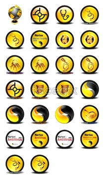 Link toYellow design computer icons