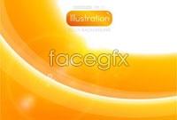 Link toYellow glare background vector