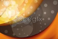 Link toYellow halo background vector ii