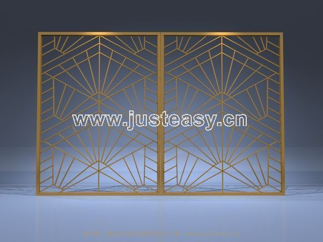 Link toYellow wooden furnishings screen 3d model (including materials)