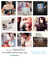 Link toYou are beautiful - icons