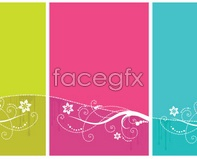 Link toink stars pattern pattern vector 3 line Young