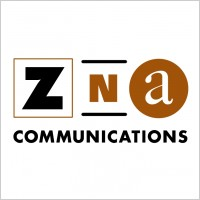Zna communications logo
