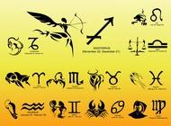 Zodiac vectors free